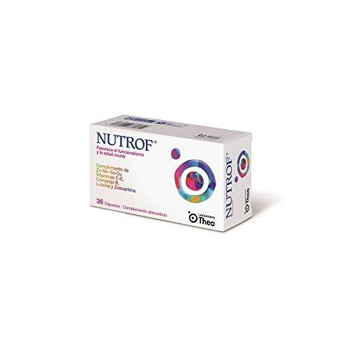 NUTROF 36 CAP