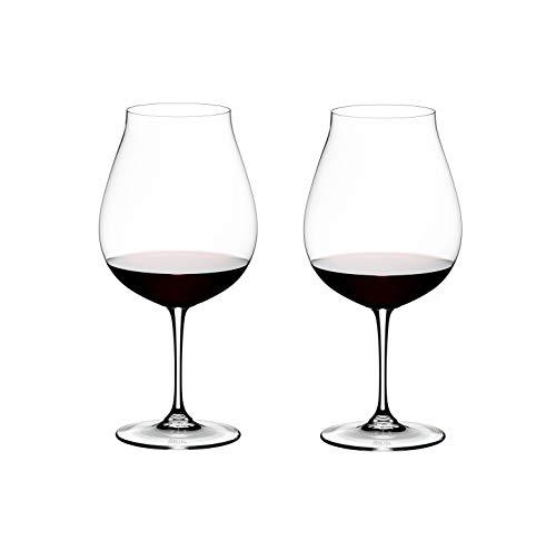 Riedel VINUM Bicchieri Nuovo Mondo Pinot Nero 2 pezzi Trasparente