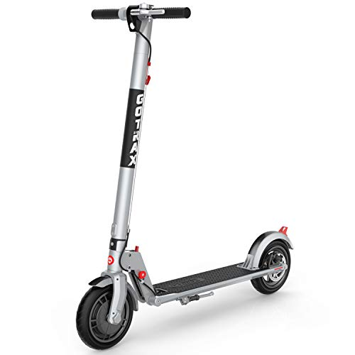 Gotrax xr ultra electric scooter, lg battery 36v/7. 0ah up to 18 miles long-range, powerful 300w motor & 15. 5 mph, ul certified adult e-scooter for commuter (black)