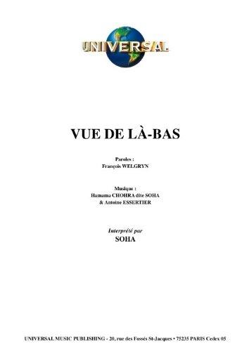 VUE DE LA-BAS