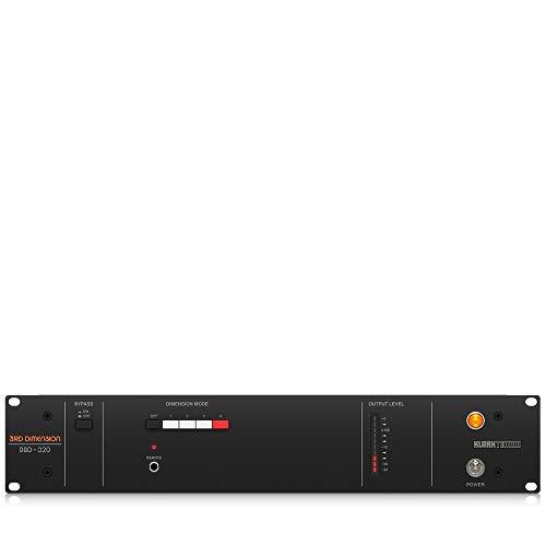 Klark Teknik 3RD DIMENSION BBD-320 Analog Multi-Dimensional Signal Processor with BBD Technology