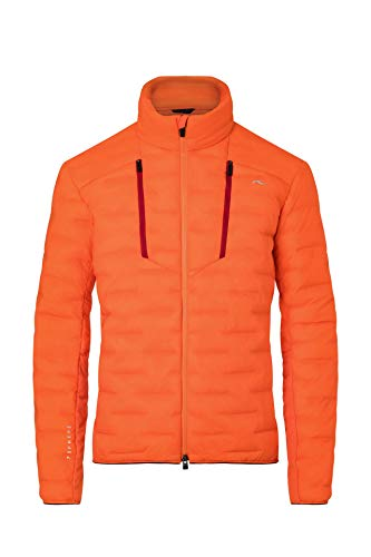 Kjus Men 7sphere II Flaketec Jacket Orange, Herren Daunen Jacke, Größe 56 - Farbe Kjus Orange
