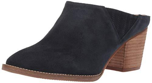 Blondo Women's Norwich Shoe, Navy Suede, 6.0 Medium US