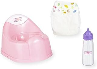You & Me Baby Doll Diaper & Potty Set