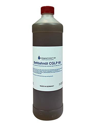 Bettbahnöl Gleitbahnöl CGLP 68 nach DIN 51502/ISO 3498 (1 Liter)