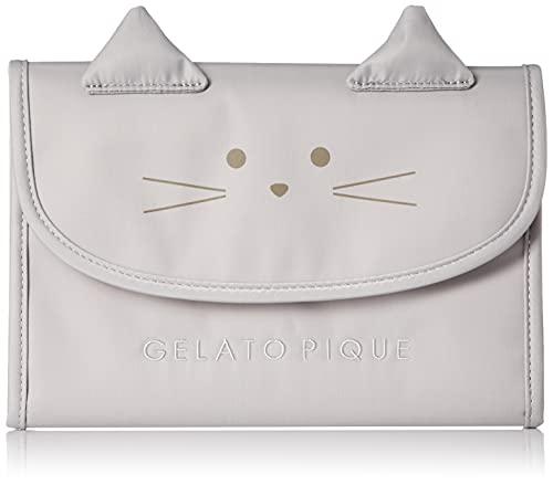 [ジェラート ピケ] CAT母子手帳ケースM PWGG212788 レディース LGRY