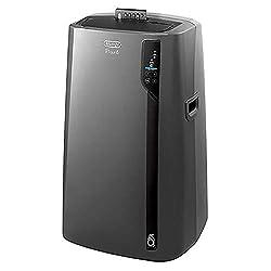 cheap DeLonghi 4 in 1 Wi-Fi Portable Air Conditioner, Heater, Dehumidifier, Wi-Fi, Black (Updated)