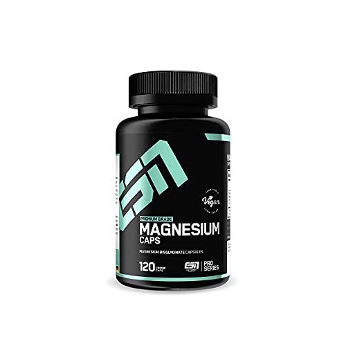 ESN Magnesium Caps, 120 Kapseln