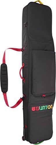 Burton Board Bag Wheelie Gig - Funda para Tabla de Snowboarding, Multicolor (Rasta),...
