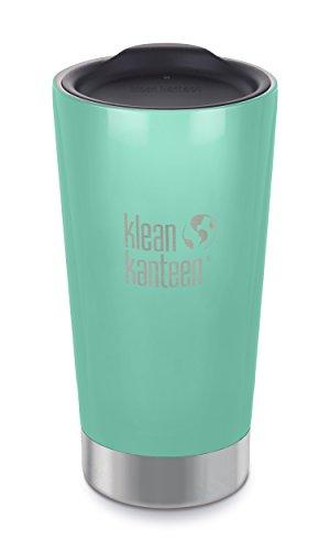 Klean Kanteen Botella, Acero Inoxidable, Sea Crest, 0 cm