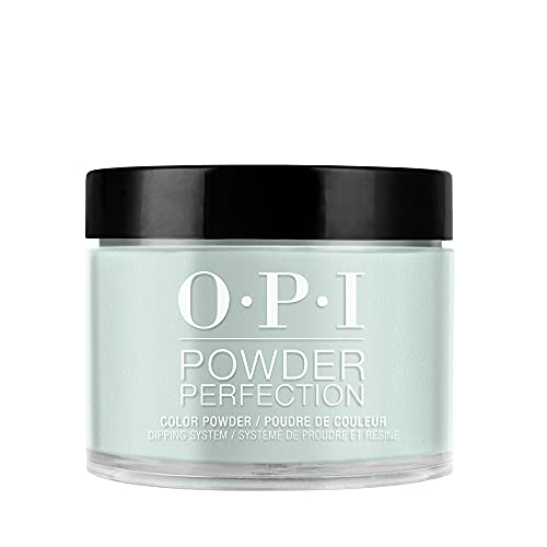 OPI Powder Perfection, Verde Nice t…