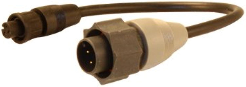Vexilar 19Degree Puck Transducer for Depth Finder, 25Feet