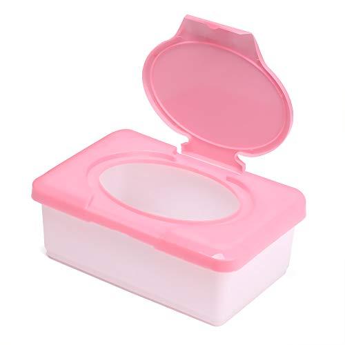 1PC útil adj. Servilleta F. Accesorios: Plástico Cartón mojado Pañuelos domésticos Pañuelos para bebés Caja de cartón(red)
