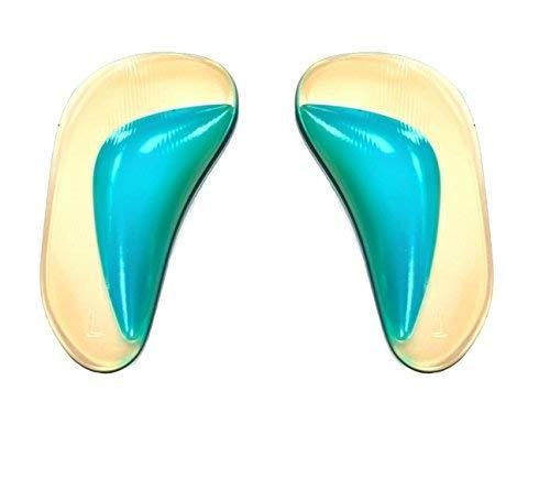 Orteza podbicie stopy podpórka żelowe wkładki płaskie stopy sklepienie stopy bóle ... - L
