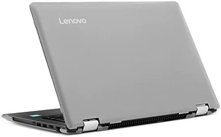 """mCover Hard Shell Case for New 14"""" Lenovo Ideapad Flex 5 14 (5-1470, NOT Compatible with Older Flex 4-1470 Series) Laptop Computers (Red)"""