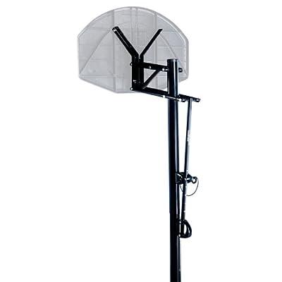 Spalding Huffy 88300S ExactaHeight Adjustable Pole Basketball Hoop System
