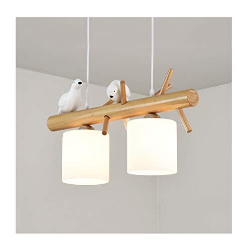 * Moderne hanglamp hanglamp plafondlamp woonkamer slaapkamer eettafel kinderen Studio E27 Nordic Birdie massief glas legg