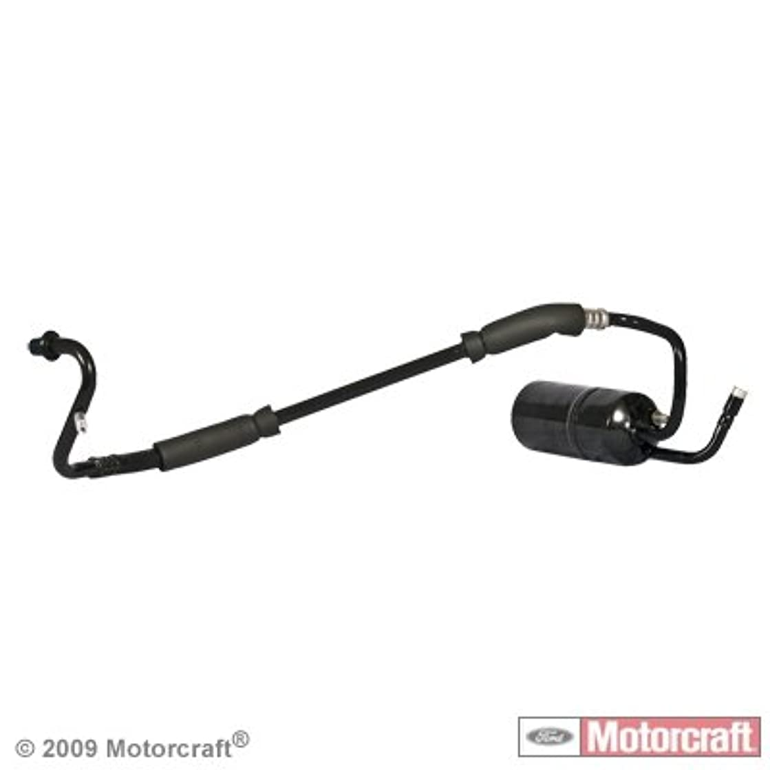 Motorcraft YF2766 Air Conditioning Accumulator with Hose Assembly
