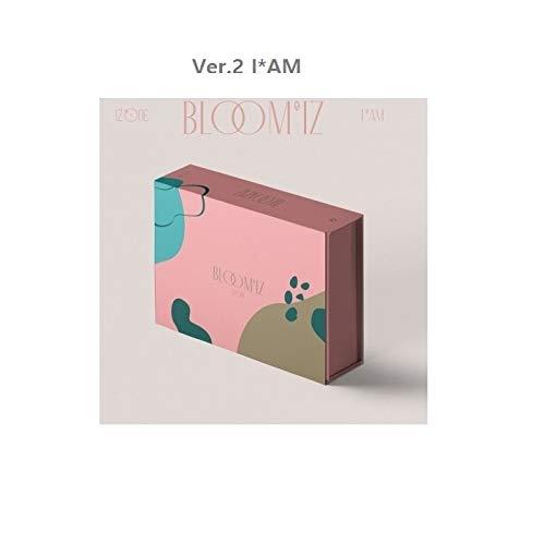 IZONE 1ste album - BLOOMIZ (incl. Voordelen vooraf bestellen (QR-kaart, ansichtkaart, mini-fotokaart, opgevouwen post), één willekeurige IZONE-acrylfotokaart)