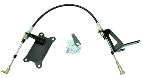 Transfer Case Cable Shifter Kit for the 231 Wrangler TJ/LJ 1997-2006