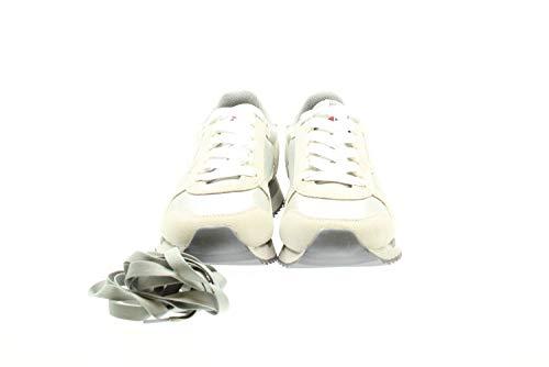 NAPAPIJRI Zapatos Mujer Zapatillas Bajas N0YJT3S00 9SVICKY01 / Mes Silver Talla 36 Gris