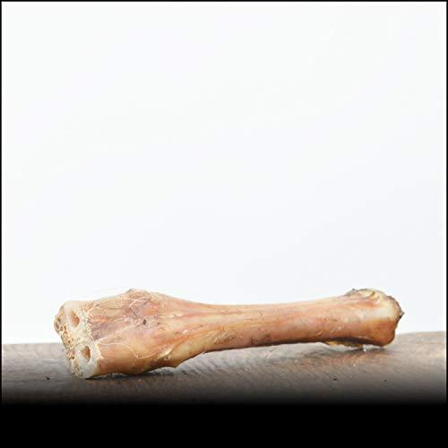 George & Bobs Lammknochen -1Stk.   Leckerer Kausnack für kleine Hunde   Allergiker Hunde   100% Natürlich