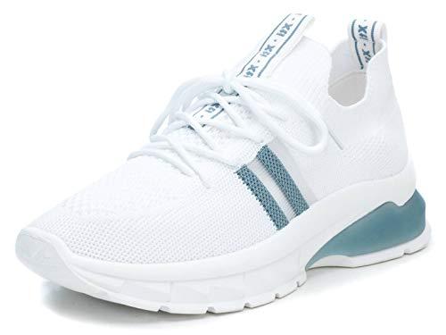 XTI Zapatilla XTI049956 para Mujer Azul 37