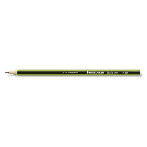STAEDTLER Bleistift Noris eco, Härtegrad H 4007817023617