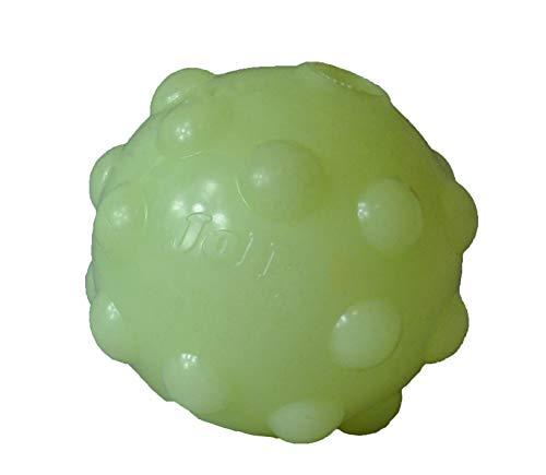Jolly Pets Jumper Ball Glow Jouet pour Chien 7,5 cm
