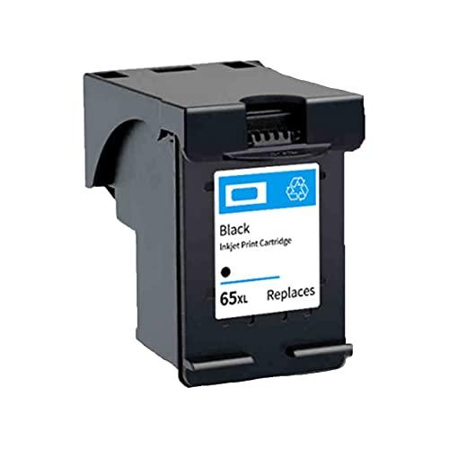RICR Reemplazo de Cartuchos de Tinta 65 XL para HP 65XL, Compatible Usado para HP DeskJet 2655 3720 3721 3722 envidia 5020 amp 100...
