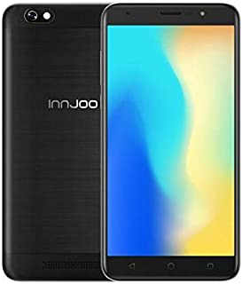 InnJoo Halo 5-3G Dual SIM 1G RAM,16 G ROM -Black