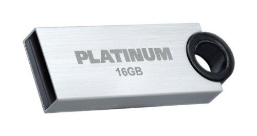 Preisvergleich Produktbild Platinum Slender 16GB Speicherstick USB 2.0