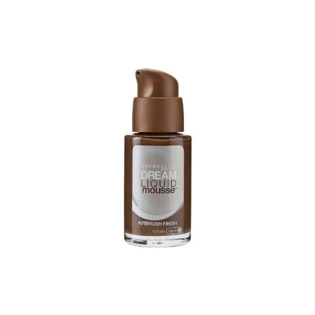 委任する減る宇宙飛行士Maybelline Dream Liquid Foundation - Cocoa (2-pack) (並行輸入品)