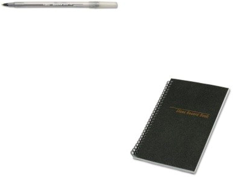 KITBICGSM11BKrot33990 – Value Kit Kit Kit – National Class Record Book (rot33990) und BIC Round Stic Kugelschreiber (BICGSM11BK) B00MOLKRY2 | Neuartiges Design  79f826