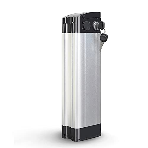 AJDGL Paquete de batería para Bicicleta eléctrica de 36 V y 20 Ah - Batería de Repuesto de Iones de Litio de Litio Ebike con BMS y luz de Nivel de batería para Motor de 350-1000 W