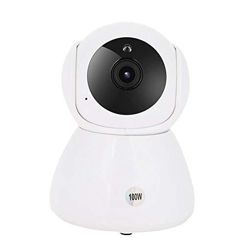 720p HD WiFi Cámara de Seguridad IP cámara inalámbrica ONVIF Vision Nocturna + Intercomunicador de Dos vías + Detección de Movimiento para Personas Mayores/bebés/Mascotas