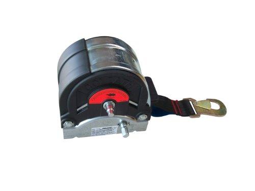 Handseilwinde für Bootstrailer mit Gurtband 800 kg Seilwinde