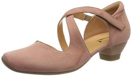 Think! 686241_Aida, Zapatos de tacón. Mujer, Rosa Salmon 32, 42.5 EU