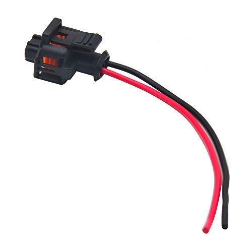 Timagebreze Kit de reparación de inyectores, telar de cableado y enchufe para Vauxhall Saab