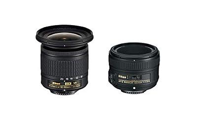 Nikon 50mm f/1.8 AF-S NIKKOR FX Lens by Nikon