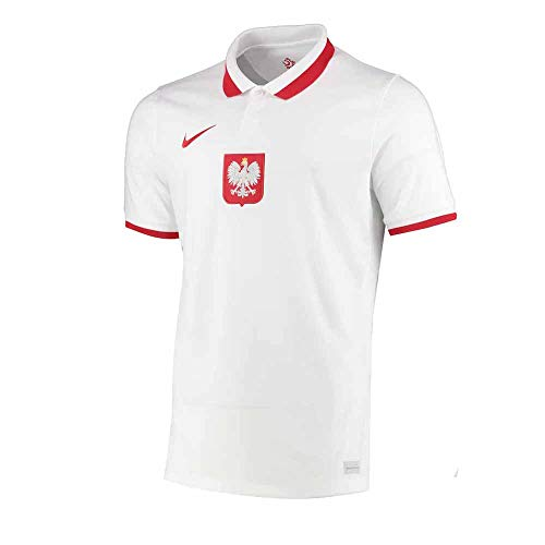Nike 2020-2021 Polonia - Camiseta de fútbol