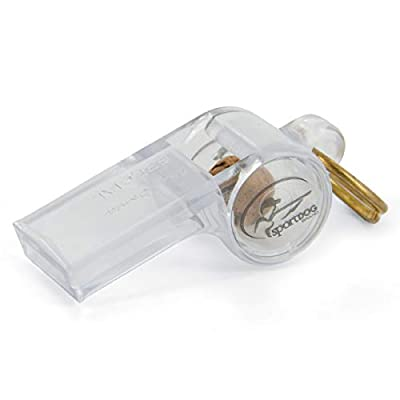 SportDOG Brand Roy Gonia Competition Whistle - Clear by SportDOG Brand