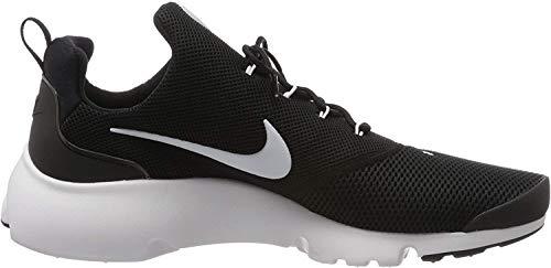Nike Herren Presto Fly Trainer, Schwarz (Black/White/Black), 45 EU