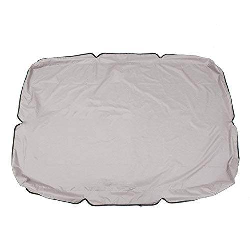SFGHOUSE Dondolo coperti da Giardino Copertura Altalena da terrazza 3e 2 posti Anti-UV per Esterni