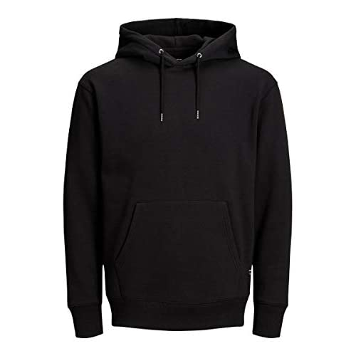 JACK & JONES Men's Jjesoft Sweat Hood Noos Hoodie