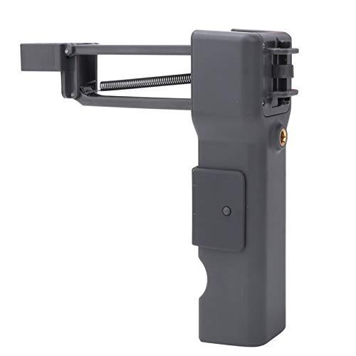 DAUERHAFT , Estabilizador de Eje Z Manual ABS Gris Oscuro Reduce la vibración con Punto de acupuntura atascado en la Parte Inferior, para OSMO Pocket