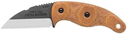 TOPS Little Bugger Fixed Blade