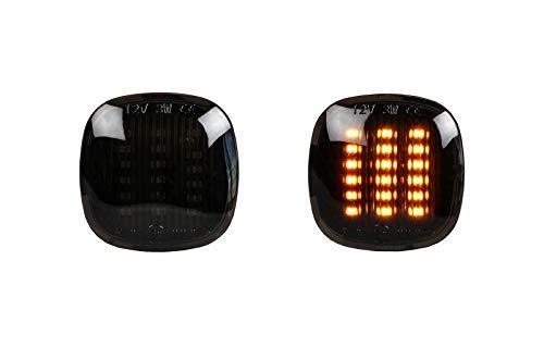 LED SEITENBLINKER BLINKER SMOKE A3 8L A4 B5 Octavia Fabia SB28