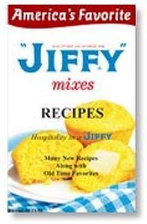 "America's Favorite ""Jiffy"" Mixes Recipes"