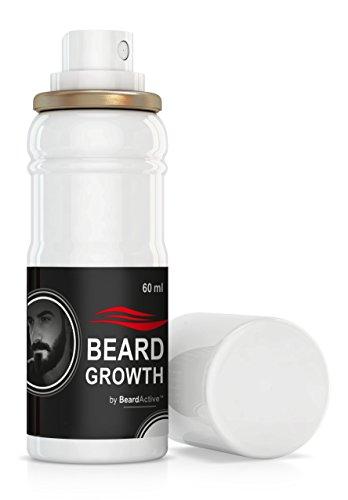 Fördert den Bartwuchs - Für kräftigeren, volleren Bart Abbildung 3